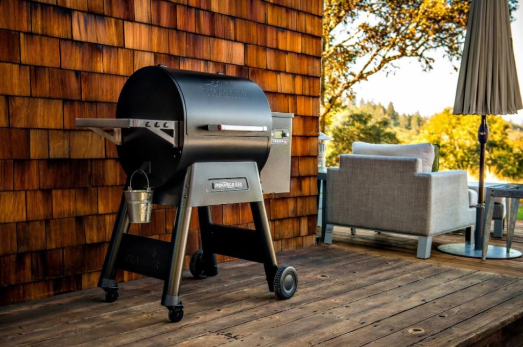Traeger Ironwood 650 Wood Pellet Grill