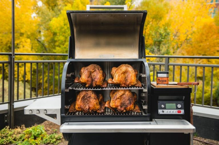 Best Overall: Traeger Timberline 850